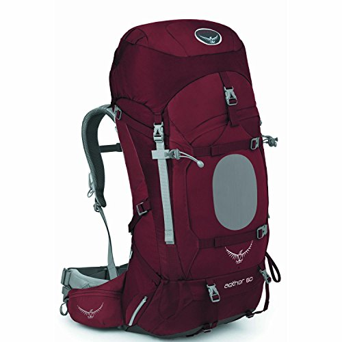 Osprey Aether 60 Sac à dos Taille M 63 l Rot
