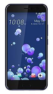HTC U11 UK SIM-Free Smartphone - Sapphire Blue