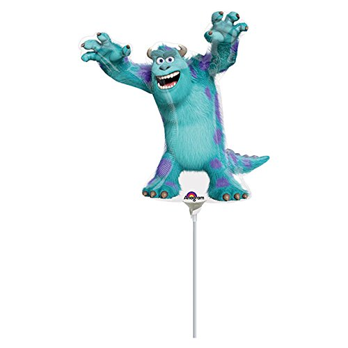 Folienballon Monster University Sulley, (University Monsters Sulley)