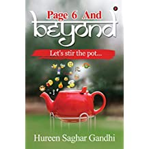 Page 6 And Beyond: Let's stir the pot…