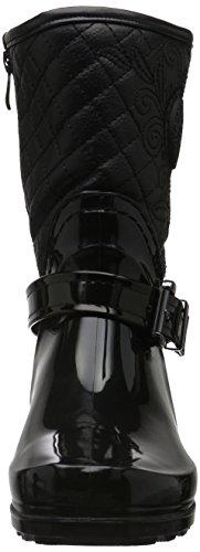 Mustang 3123-503, Bottes de Pluie Femme Noir (9 schwarz)
