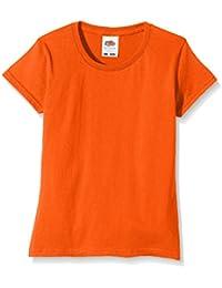 Fruit of the Loom Mädchen T-Shirt