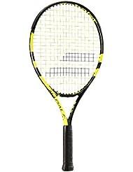 Babolat Nadal Jr 21 Raquetas de tenis, Unisex niños, Negro / Amarillo, 000