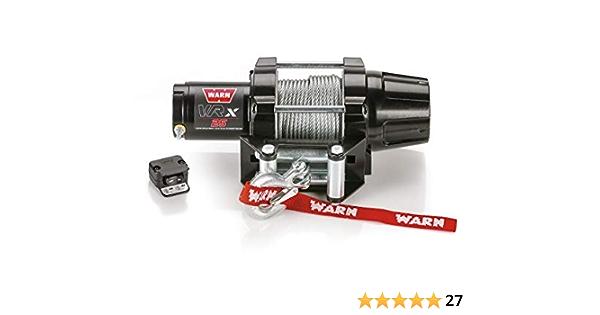 Warn Winch 2500 Vrx 25 Kit Inkl Robuster Winden Sicher Auto