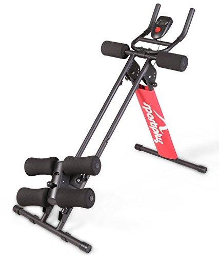 SportPlus Cardio Abdominal and Back Trainer –...