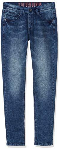 s.Oliver Jungen 61.808.71.3296 Jeans, Blau (Blue Denim 55z7), 176/BIG Big Boy Jean
