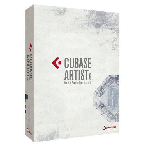 Steinberg Cubase Artist - (V. 6 ) - Produkt-Upgrade-Pak (Artist 6 Cubase)