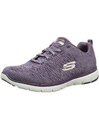 Skechers Damen Flex Appeal 3.0 Sneaker