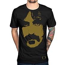 Official Frank Zappa Apostrophe Album Cover T-Shirt Jazz Rock Hot Rats Fan Merch