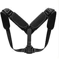 GODGETS Cinturón Lumbar & Recta Plana Corrección de Postura Postura Trainer & Espalda Cinturón Contra Dolor de Espalda