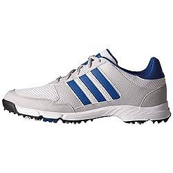 adidas Men s Tech Response WD Ftwwht C Golf Shoe White 8.5 2E US