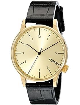 Komono Winston Monte Carlo Unisex Armbanduhr KOM-W2550