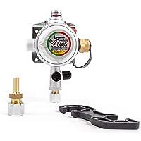 Truma DuoControl regolatore di pressione gas 30mbar