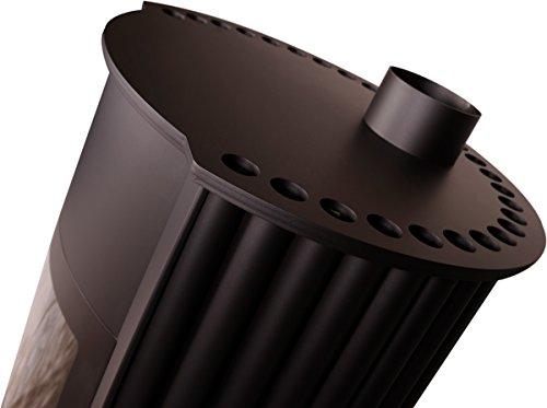 Masterflamme HSF41-005 Warmluftofen Grande I Black