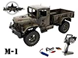 DF Models Militarytruck M-1 Truck - 1:12 RC-Truck RTR