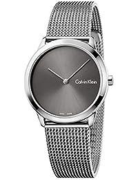 cde7a2041b23 Calvin Klein Minimal K3M221Y3 - Reloj de Pulsera para Mujer