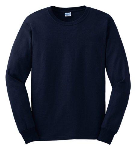 Pirate Booty auf American Apparel Fine Jersey Shirt Blau - Königsblau