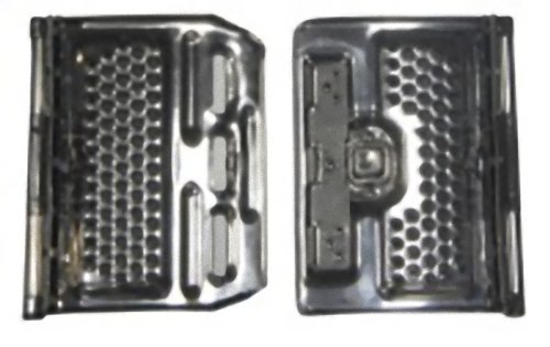 Electrolux - Kit portes Panier exercice haut - Machine à laver