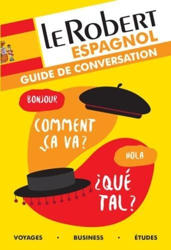 Guide de conversation espagnol (Les Guides de Conversations) por Arielle Bitton