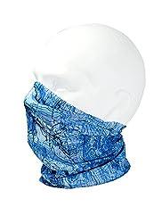 BEN NEVIS MAP NATIONAL THREE PEAKS - RUFFNEK® Multifunctional Headwear Neck warmer - One Size by RUFFNEK®