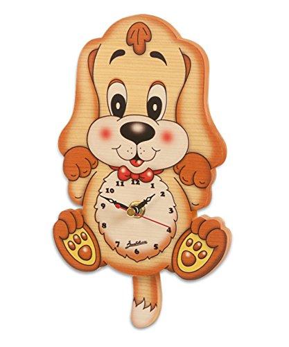 Bartolucci pforme0001800Basset Hound Dog Uhr, mittel -