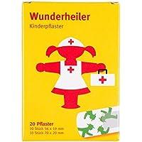 AMPELMANN Wundpflaster - Wunderheiler Ampel-Krankenschwester, Geher und Steher 4-farbig preisvergleich bei billige-tabletten.eu