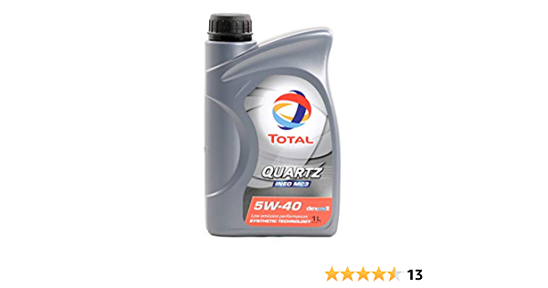 Total Quartz Ineo Mc3 5w 40 1l Auto