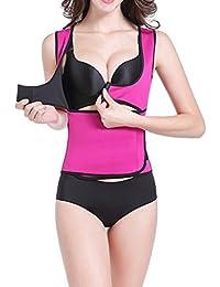 HARRI Femme Gaine Amincissante Body Gainant Ventre Plat Lingerie Gainante  Minceur Combinaisons Sculptantes 72f241eab80