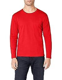 c123a8bdd21e Suchergebnis auf Amazon.de für  Rotes Langarmshirt - Herren  Bekleidung