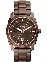 Fossil Men's Analogue Quartz Watch with Stainless Steel Strap FS5370