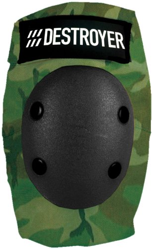 destroyer-pro-elbow-pad-camo-taille-l