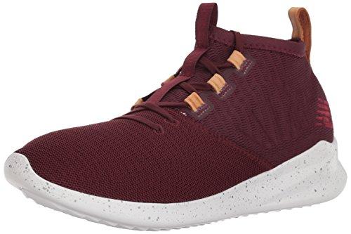 New Balance Cypher Run, Sneaker Uomo, Rosso (Burgundy), 45 EU
