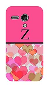 SWAG my CASE PRINTED BACK COVER FOR MOTOROLA MOTO G Multicolor