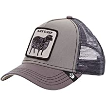 Goorin Bros Gorra Black Sheep Gris