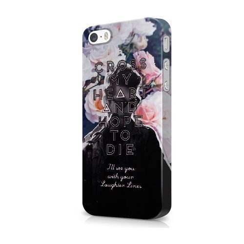 iPhone 5/5S/SE coque, Bretfly Nelson® LOGO ADIDAS Série Plastique Snap-On coque Peau Cover pour iPhone 5/5S/SE KOOHOFD919493 BASTILLE - 001
