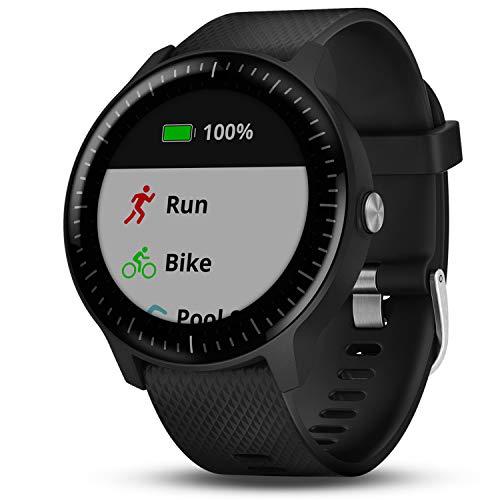 Garmin vívoactive 3 Music GPS-Fitness-Smartwatch – Musikplayer, Garmin Pay, vorinstallierte Sport-Apps - 3