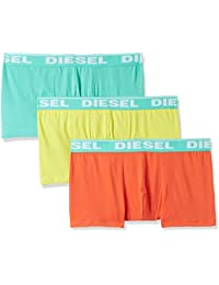 Diesel Men's cotton Boxers (Pack of 3) (Colors May Vary)