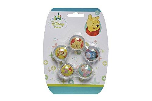 Winnie the Pooh- Mordedor, Disney Baby (Simba 9331000)