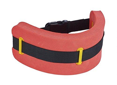 Beco Monobelt Größe S rot Schwimmgürtel Schwimmhilfe Schwimmtraining Wassersport