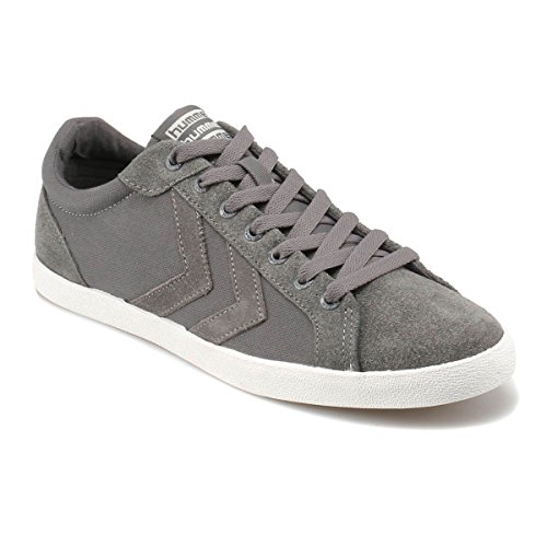 Hummel - Deuce Court Canvas Lo, Sneakers, unisex CASTLE ROCK