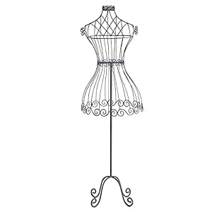 wire dressmakers dummy new bust mannequin manikin torso from xtradefactory. Black Bedroom Furniture Sets. Home Design Ideas