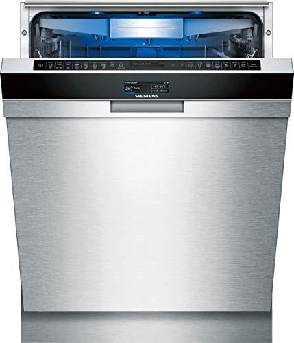 Siemens SN478S36TE iQ700 Wi-Fi Geschirrspüler 1.7 cm / A+++ / 211 kWh/Jahr / 2100 L/Jahr / AquaStop / edelstahl, Amazon Dash Replenishment fähig