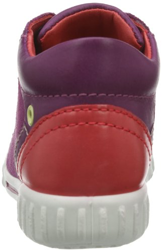 Ecco  Mimic Ombre/Marine/Blue Bell Sue/Sue/Sam, Sneakers Basses mixte enfant Violett (FUCHSIA/FUCHSIA/TEABERRY 58374)