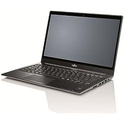 Fujitsu LIFEBOOK U772 - Ordenador portátil (Ultrabook, Negro, Plata, Concha, 1.7 GHz, Intel Core i5, i5-3317U)