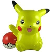 Preisvergleich für Pokemon Pikachu Poke Ball Money Coin Bank, Collectible Piggy Bank 8 Tall by FAB