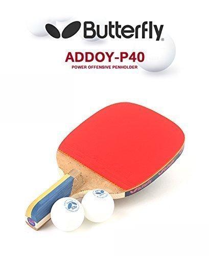 butterfly-racchetta-da-ping-pong-addoy-p40-penholder-paddle-racchetta-da-ping-pong-ball