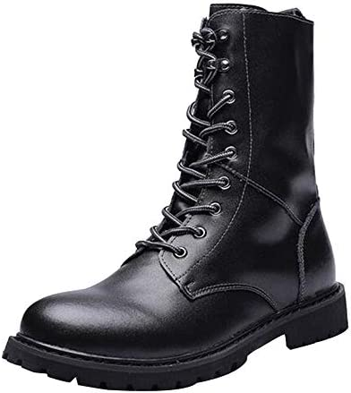 Martin stivali Winter Leather stivali Long Leg Lace Lace Lace Up Dressage Ideale Per La Caccia | Design Accattivante  | Attraente e durevole  | Re della quantità  | Sensazione piacevole  c92bc4