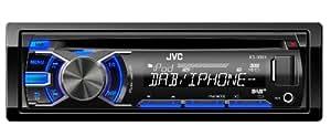 JVC KD-DB53ATE Autoradio 200 W