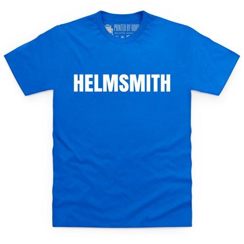 Sniff Petrol Helmsmith T-Shirt, Herren Royalblau