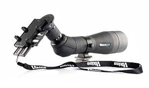 Viking Adaptateur universel smartphone/télescope ou longue-vue pour digiscopie